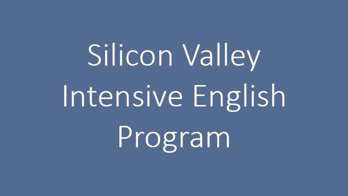 Silicon Valley Intensive English Program