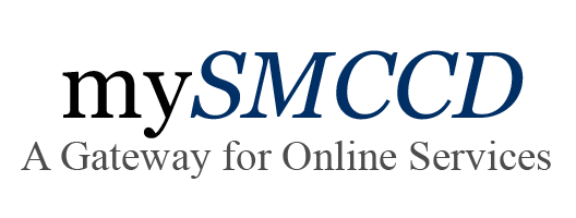 mySMCCD Portal Logo - A Gateway for Online Services